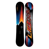 LIB TECH ATTACH BANANA HP SNOWBOARD