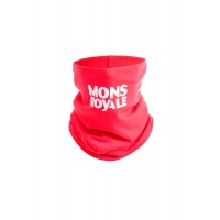 MONS ROYALE DOUBLE UP NECKWARMER W16