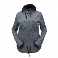RIDE SHACKET JACKET W16 - WOMENS