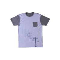 686 HIGH RIDE POCKET TEE