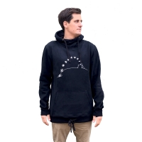 OLLIE POP BACKCOUNTRY HOODIE W16