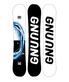 GNU RIDERS CHOICE S18 SNOWBOARD