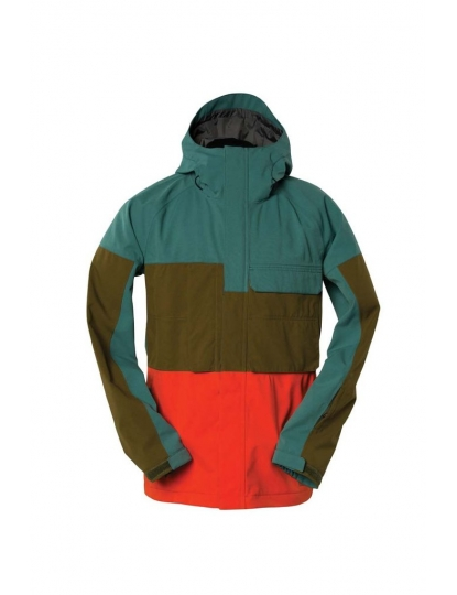BONFIRE SANTIAM SNOWBOARD JACKET S17