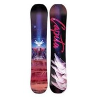 CAPITA SPACE METAL FANTASY WOMENS SNOWBOARD S18