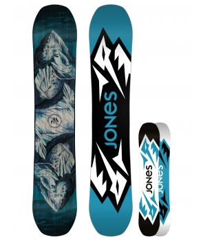 JONES MOUNTAIN TWIN SNOWBOARD S18