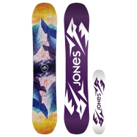 JONES TWIN SISTER SNOWBOARD WOMENS S18