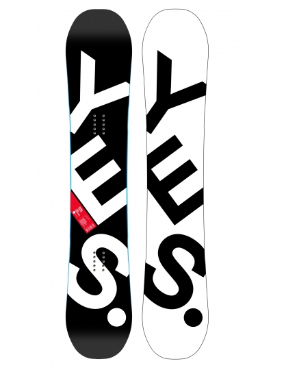 YES BASIC SNOWBOARD S18