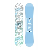 YES EMOTICON SNOWBOARD WOMENS S18