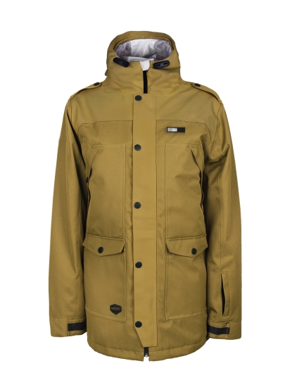 3CS FIELD COAT MENS SNOWBOARD JACKET S17