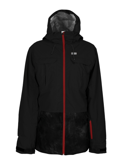 3CS PLUNDER MENS SNOWBOARD  JACKET S17