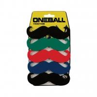 ONEBALL MUSTACHE 5 PACK S17