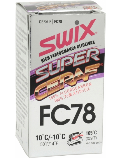 SWIX FC78 SUPER CERA F POWDER S17