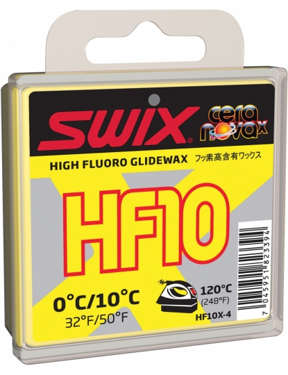 SWIX HF10X 40G S17