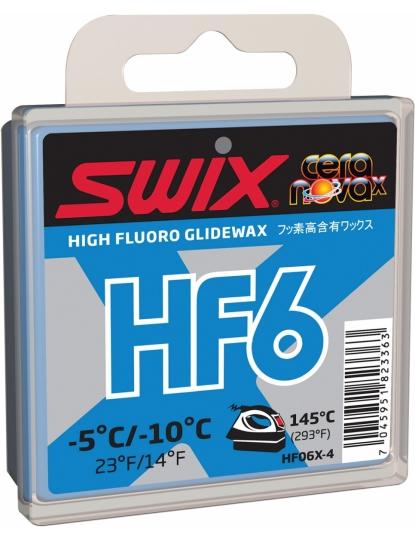 SWIX HF6X 40G S17