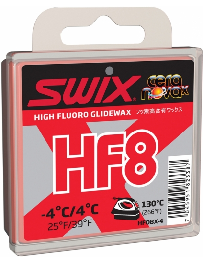 SWIX HF8X 40G S17