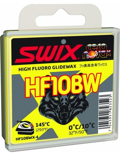 SWIX HF10BWX BLACK WOLF 40G S17