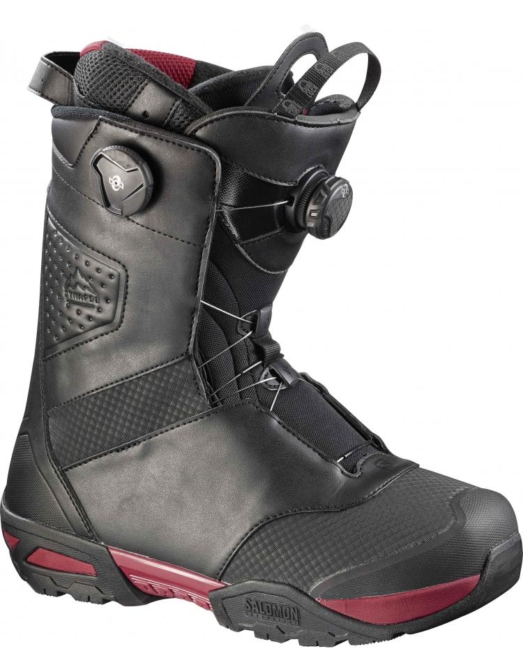 daa4dfc2d2 SALOMON SYNAPSE FOCUS BOA SNOWBOARD BOOT MENS S17