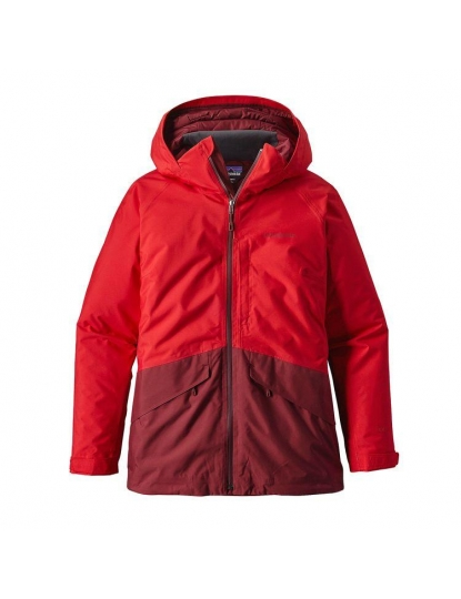 PATAGONIA WOMENS INSULATED SNOWBELLE JACKET S17