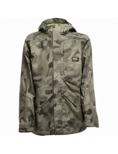 BONFIRE VECTOR JACKET MENS S18