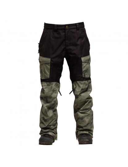 BONFIRE ZONE PANT MENS S18