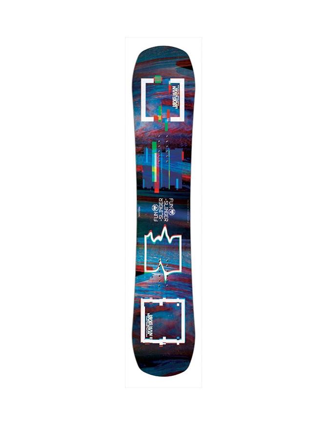 NEVER SUMMER FUNSLINGER X SNOWBOARD S19