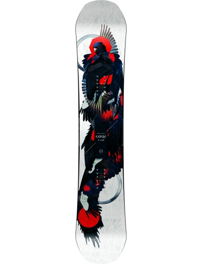 CAPITA BIRDS OF A FEATHER WOMENS SNOWBOARD S19
