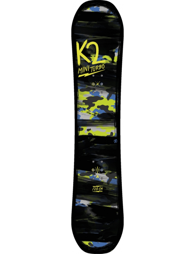K2 MINI TURBO KIDS SNOWBOARD S19
