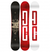 DC SPACE ECHO MENS SNOWBOARD S19