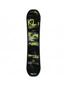 K2 MINI TURBO KIDS SNOWBOARD S18