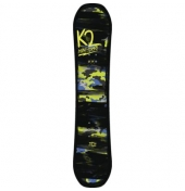 K2 MINI TURBO KIDS SNOWBOARD S18