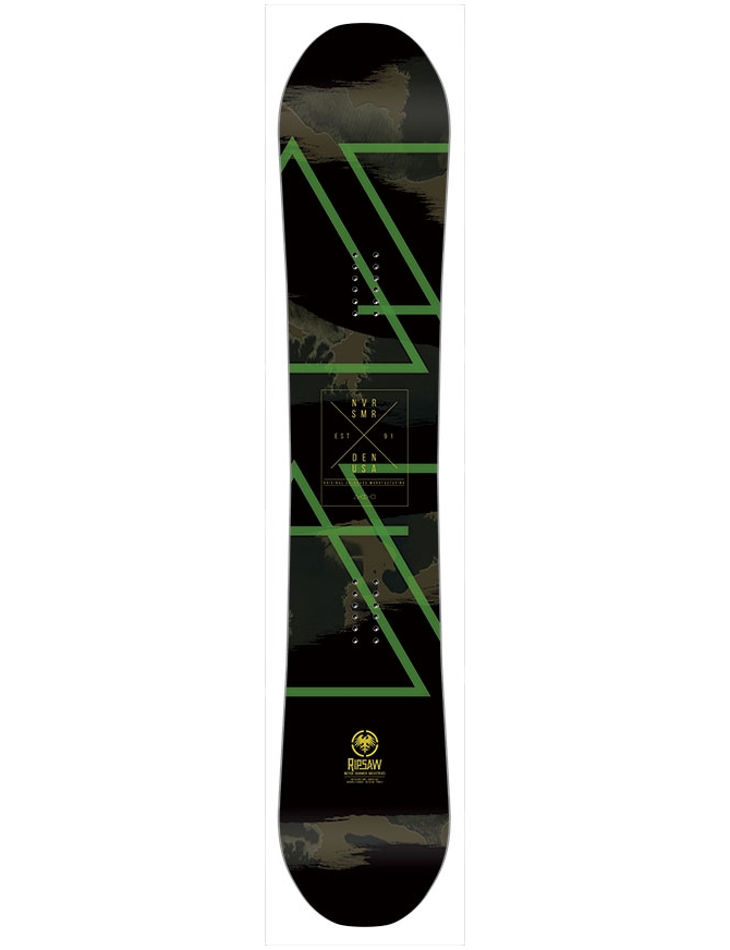 NEVER SUMMER RIPSAW SNOWBOARD S18