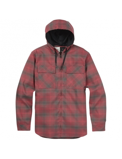 ANALOG KAIDEN HOODED FLANNEL S18