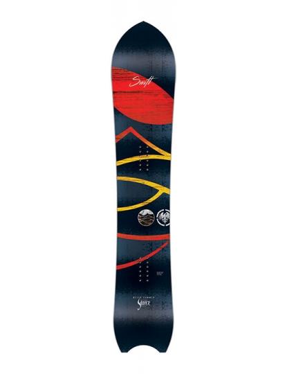 NEVER SUMMER SWIFT MENS SNOWBOARD S19