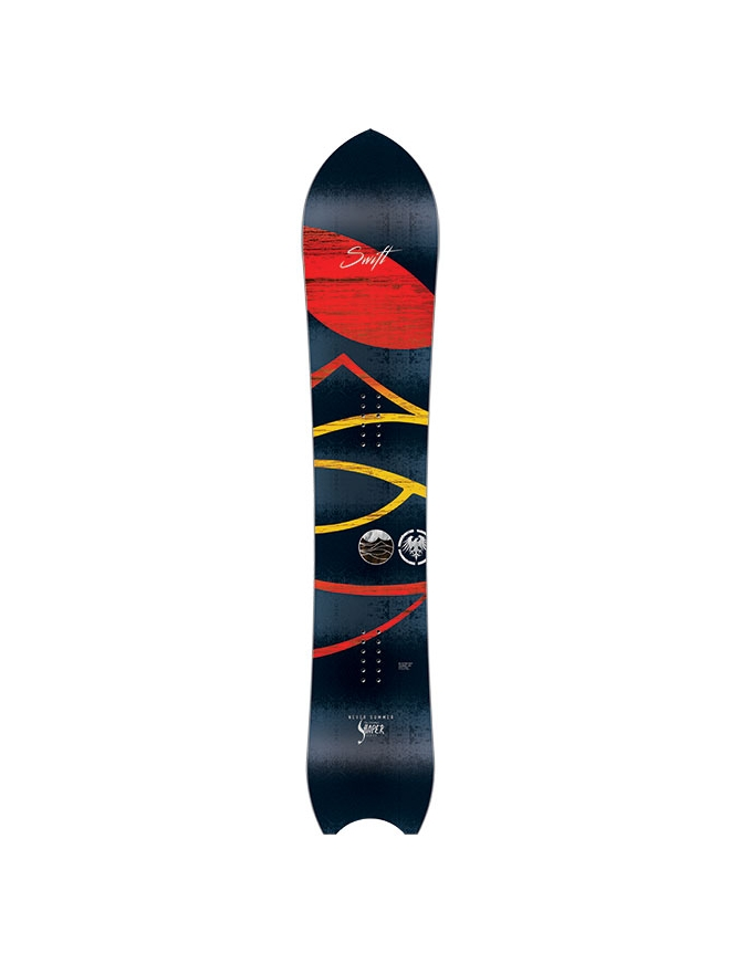 NEVER SUMMER SWIFT MENS SNOWBOARD S19