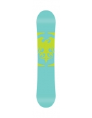 NEVER SUMMER STARLET KIDS SNOWBOARD S19