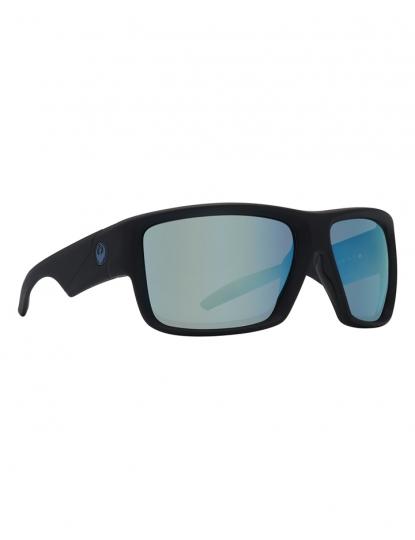 DRAGON DEADLOCK MATTE BLACK / SUPER BLUE  P2 S18