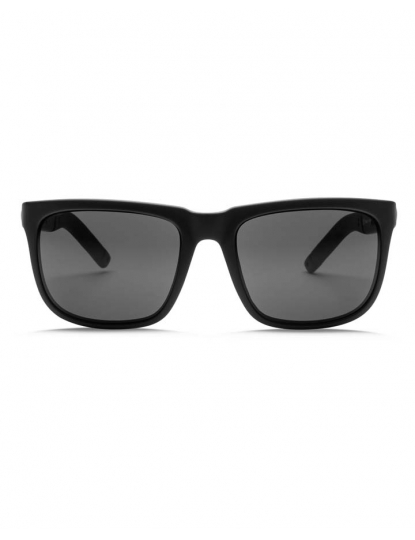 ELECTRIC KNOXVILLE MATTE BLACK/OHM POLARIZED GREY S18