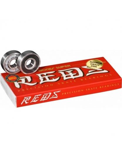 BONES BEARINGS SUPER REDS S18