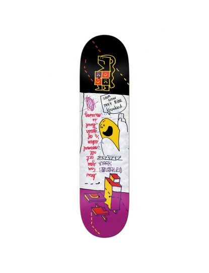 KROOKED DECK IN THE NOW GONZ S18