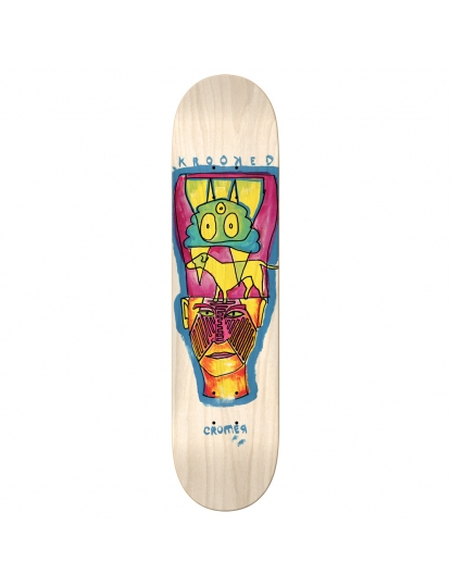 KROOKED DECK CROWNED CROMER S18