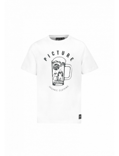 PICTURE BEER T-SHIRT (ADV) MENS S19