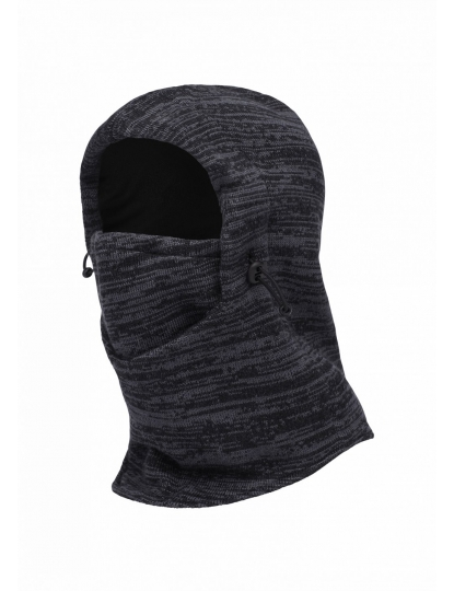 PICTURE MARTY BLACK NECKWARMER S19