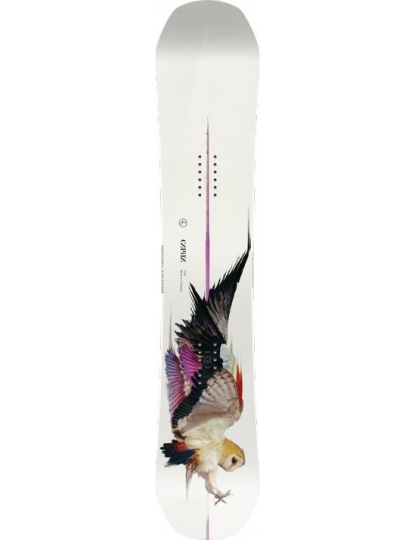 CAPITA BIRDS OF A FEATHER WOMENS SNOWBOARD S20